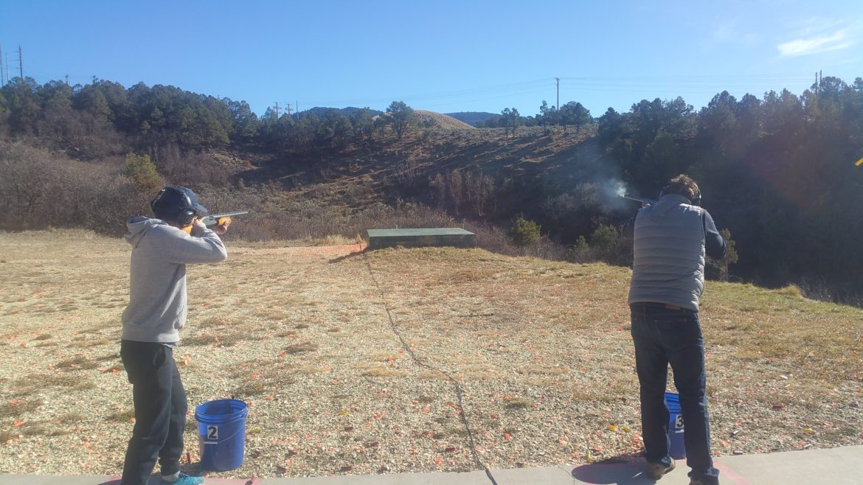 Shotgun sports in Basalt Colorado