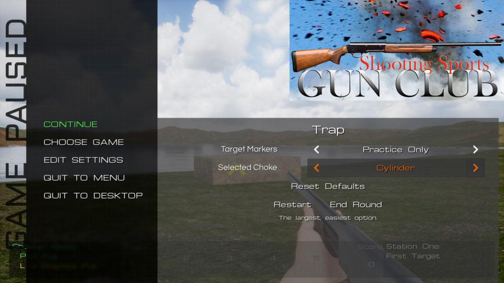 Gun Club Game