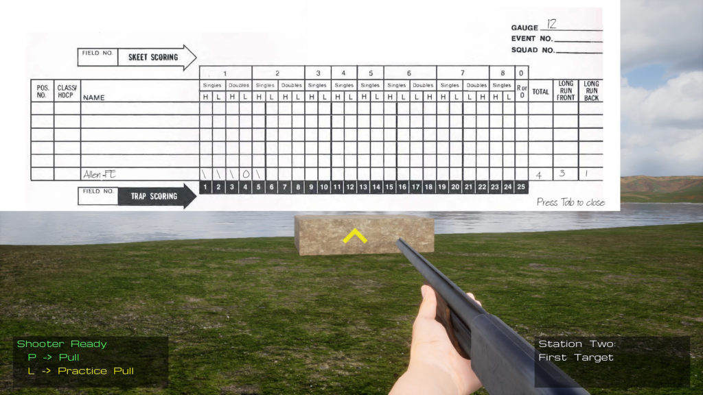 Perfect your shooting skills
