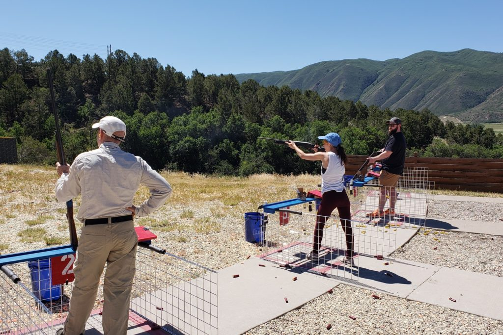 Group shooting events - fun for everyone