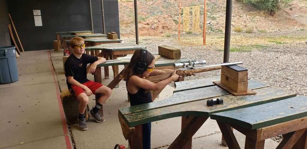 Safety and firearms instruction for youth