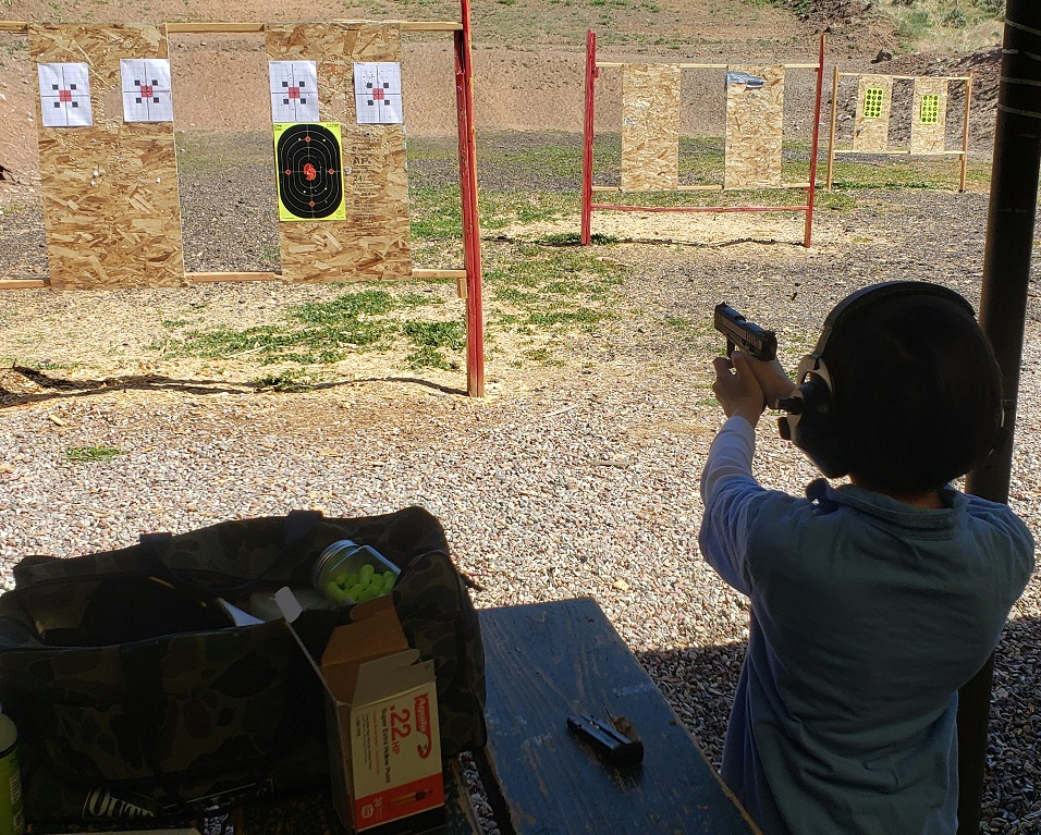 Learn firearm safety and best practices