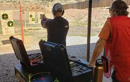 "Course ""Basics of Pistol Shooting"""